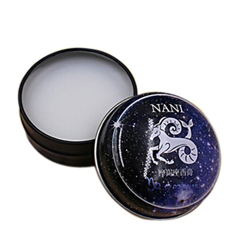 12 Constellation Zodiac Perfumes Women Men Magic Solid Perfume Deodorant Solid Fragrance Hot Sale