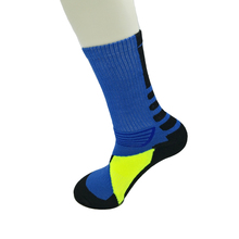 Men Women Basketball Sports Socks Climbing Running Towel Bottom free size for EU37-45/US6-10,Item:BS02