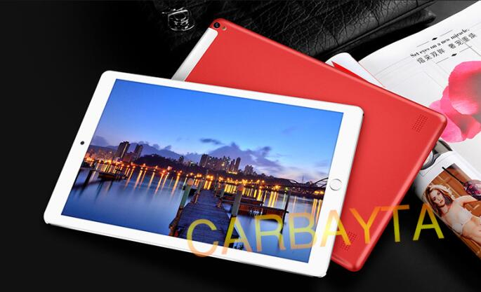 2018 NEW Octa Core 3G Tablet PC 4GB RAM 64GB ROM  Dual Cameras 8MP Android  Tablet 10.1 inch P80 Handheld computers