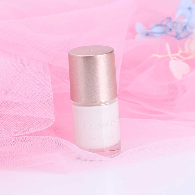 ניקול חלב 1 בקבוק 9 ml לקלף ציפורניים לטקס נוזלי קלטת מניקור נייל ארט לציפורן משמר ביול מגן ציפורניים טיפול