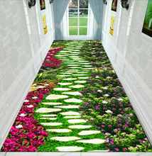 Garden 3D Carpet Customizable Length