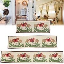 Charming Home Bedroom Carpet Floor Mats Beautiful Butterfly Of Slip Resistant  Kitchen Area Rugs Home Decoration Bathroom Floor Mat