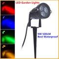 LED lawn garden light led garden light 9W outdoor garden light led lawn lamp waterproof garden light 12V