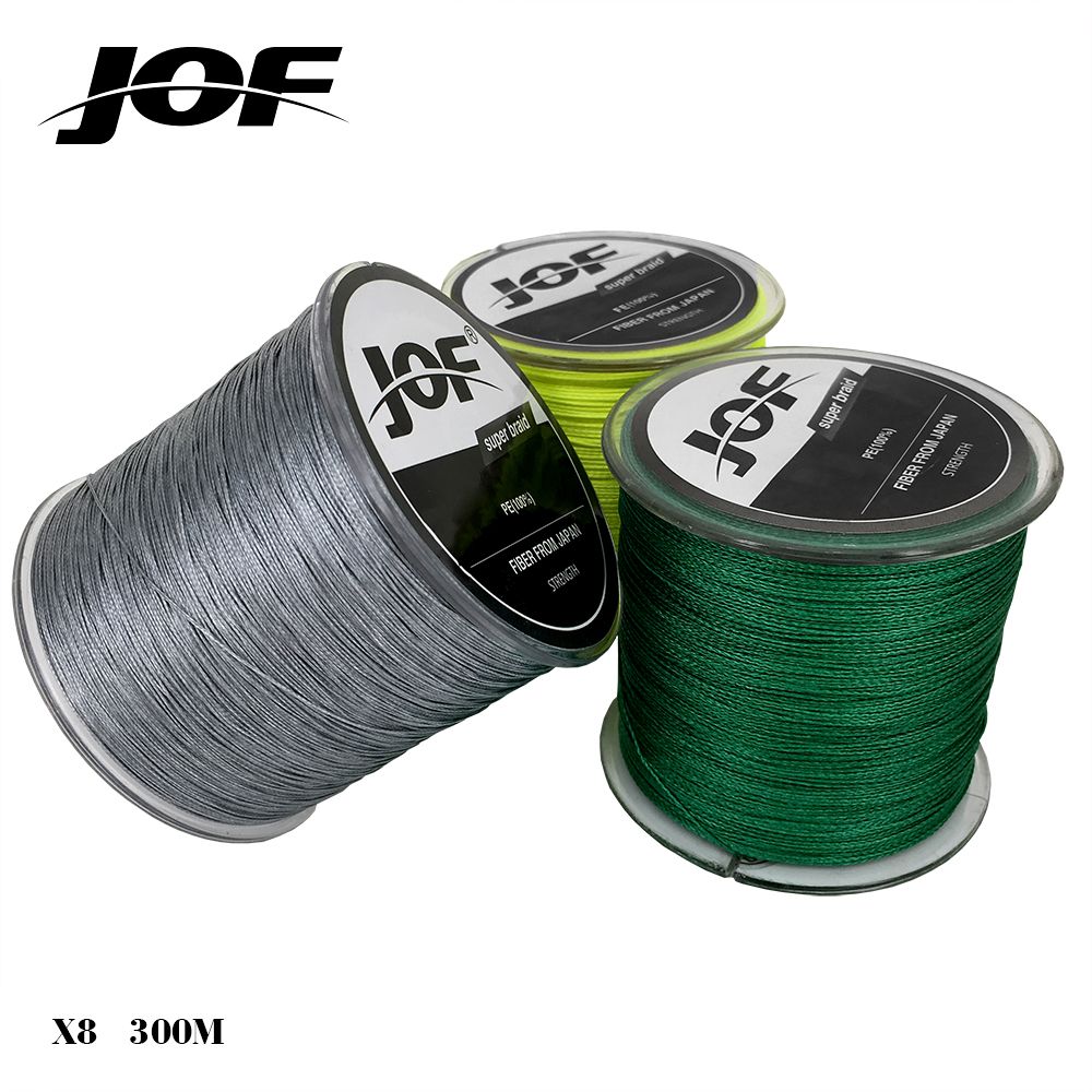 cheap 2016 new pe braided fishing line multifilament 8