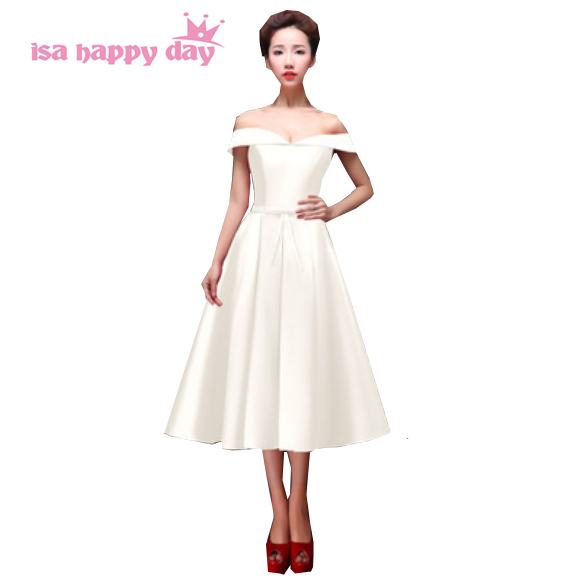 tea legnth women special occasion elegant sleeveless lace up back special occasion   dresses   robe   cocktail     dress   2019 sexy H2648