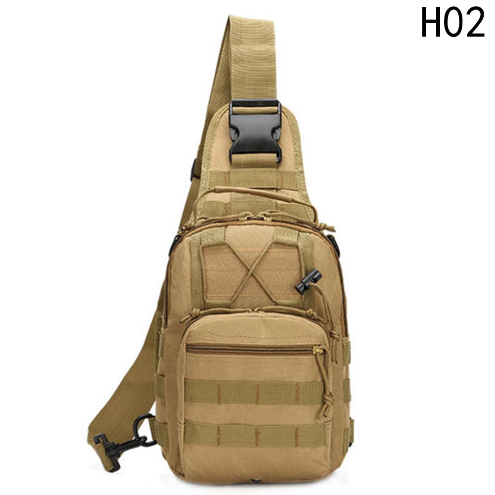 Chest Bag Pack New Fashion Strap Pack Nylon Single Shoulder For Men Messenger Casual Bag Waterproof Man Crossbody Bags