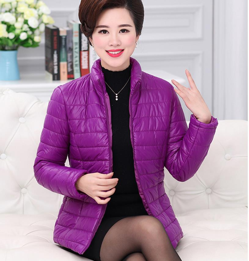 2018 Spring and Autumn Fashion Cotton   jacket   coat Women's   Jacket   Slim Ladies   Basic     Jacket   coat tops 201843