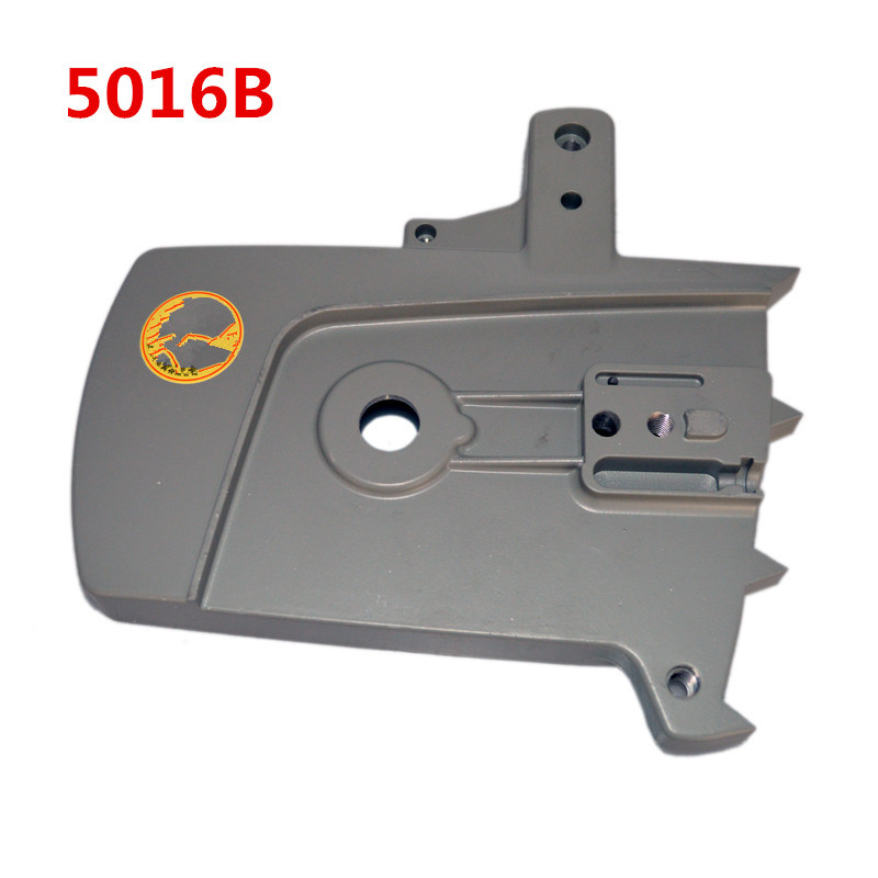 Gear Box Replacement Motor Housing Cover For MAKITA 5016B 156916-8 Electric Chain Saw Accessories Parts Power Wood Tools Machine 2 pcs gear sprockets drive replacement chainsaw chain drive sprocket 221514 8 for makita 5016b 5012b electric chain saw
