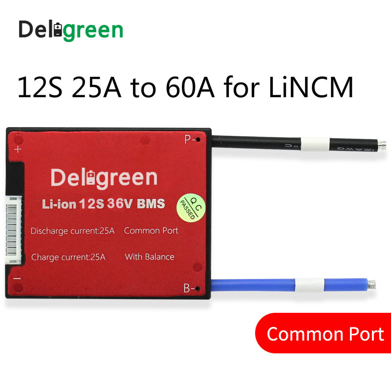 12S 25A 35A 45A 60A 36V PCM/PCB/BMS common port for 3.7V LiNCM battery pack 18650 Lithion Ion Battery Pack protection board12S 25A 35A 45A 60A 36V PCM/PCB/BMS common port for 3.7V LiNCM battery pack 18650 Lithion Ion Battery Pack protection board