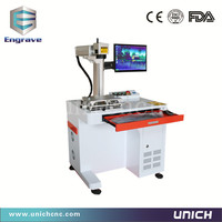 China Popular Homemade Fiber Laser Machine