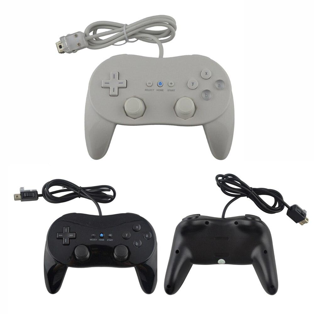 Para consola clásica de segunda generación Wii Controlador de - Juegos y accesorios