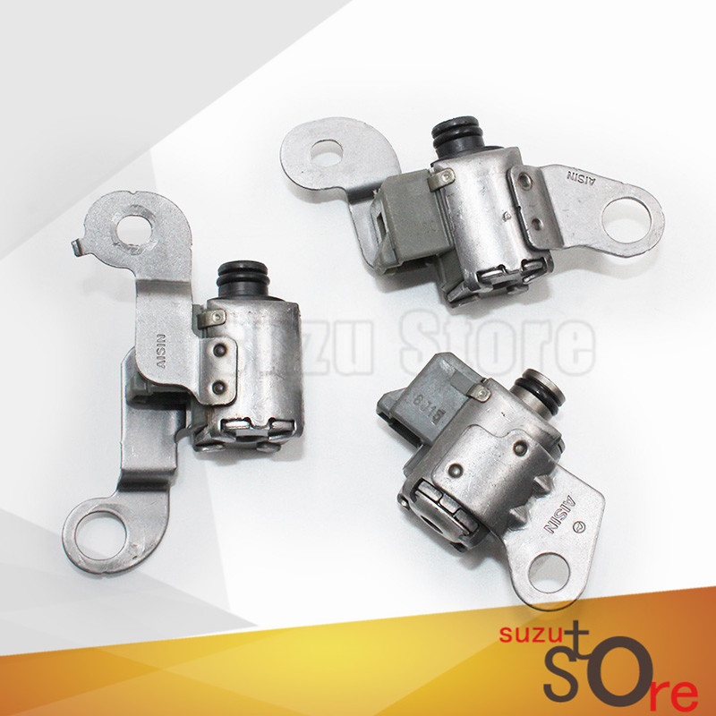 US $50 95 8% OFF|GOLKAR Set of 3 Transmission Shift Solenoid Kit For Toyota  Tacoma 02 08 A340E A343F-in Automatic Transmission & Parts from
