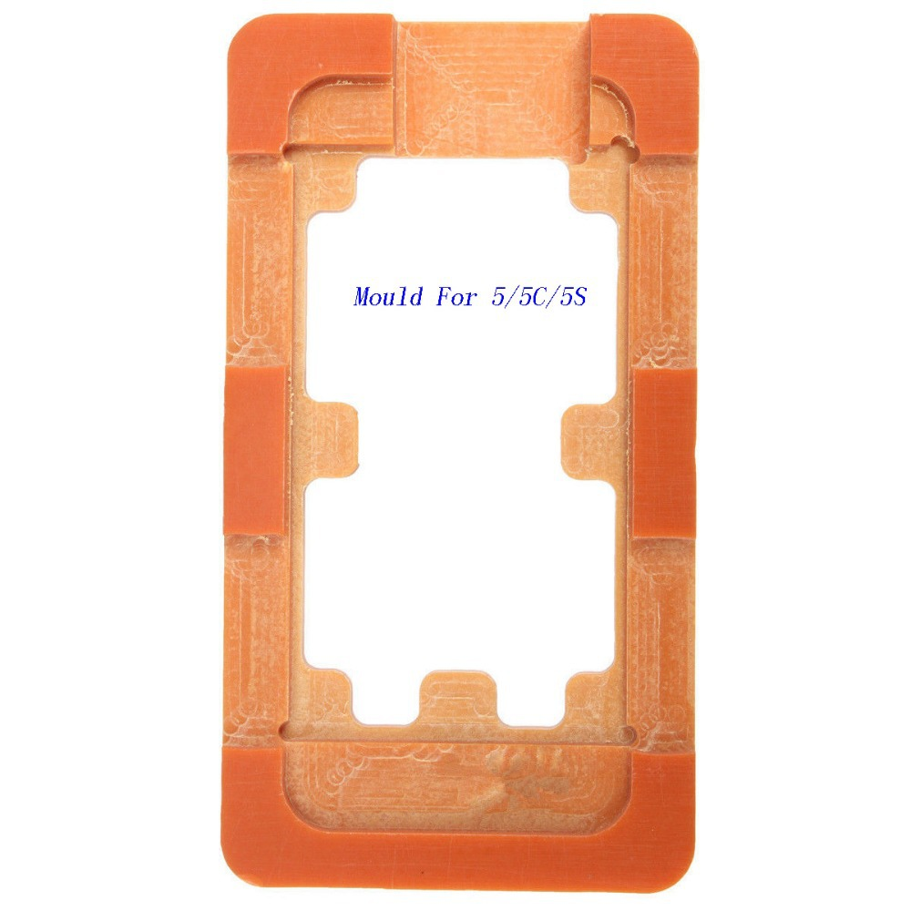 Screen Mould Holder For LCD Touch Screen Refurbishment Glueing Mold For iPhone 5 / 5C / 5S LCD Outer Glass Lens Repair