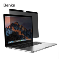 Benks anti peeping screen protective film privacy filter for macbook air pro 12inch