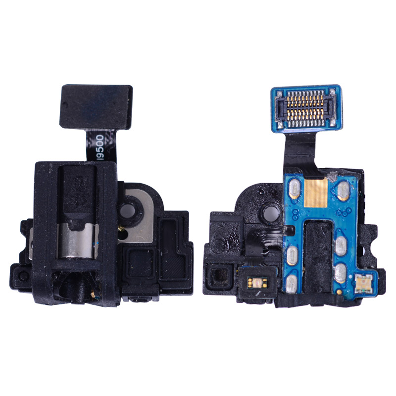 Original Audio Jack Flex Cable For Samsung Galaxy S4 I9500 I9505 Ear Earphone Replacement Parts Headphone Plug GT-i9500 GT-i9505