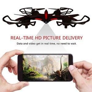 Image 4 - Dinosaure drone Winddragon like aéronef sans pilote (UAV) WIFI véhicule à quatre axes portant des jouets davion télécommandés à la main Mini drone