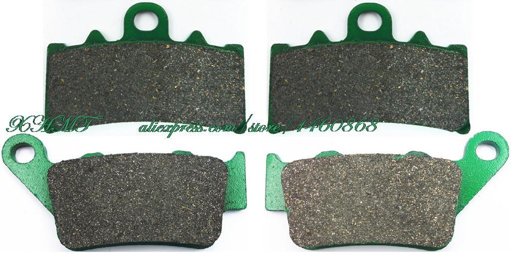 Brake Shoe Pads Set For Ktm Duke : 125 2010 &Up/125 Abs Std 2013 &Up/ 200 Abs Std 2013 &Up/ 390 Abs Std 2013 &Up