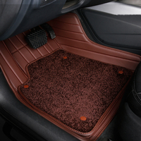 Custom Fit Car Floor Mats For Mercedes Benz A C W204 W205 E W211 W212 W213