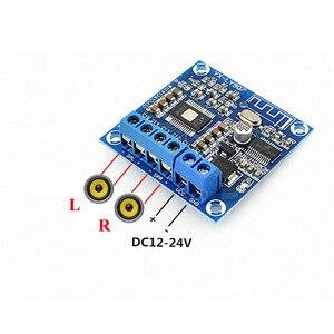 Image 3 - Mini 2x50 W DC 12 24 V TPA3116D2 Bluetooth D Sınıfı Ses Stereo Dijital Amplifikatör Kurulu A4 020