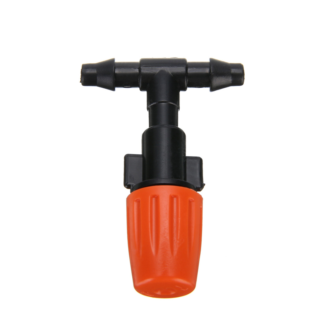 20Pcs Auto Timer Micro Drip Irrigation System Plant Self Watering Adjustable Atomizing Sprinkler Nozzles DIY Garden Tool Mayitr