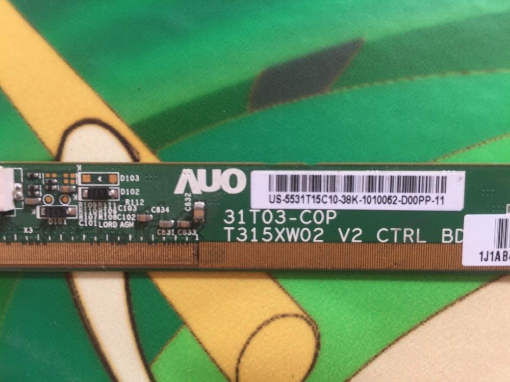 T315XW02 V2 CTRL 31T03-C0P LCD Panel PCB Part