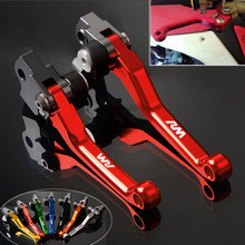 цены For Suzuki RM 85 RM85 2005-2015 2006 2007 2008 2009 2010 2011 2012 2013 2014 Motocross Pit Dirt Bike Brake Clutch Levers Set