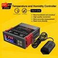 SHT2000 термостат контроль температуры и влажности термометр гигрометр Humidista КОНТРОЛЛЕР AC 110V 85-230V 10A цифровой дисплей