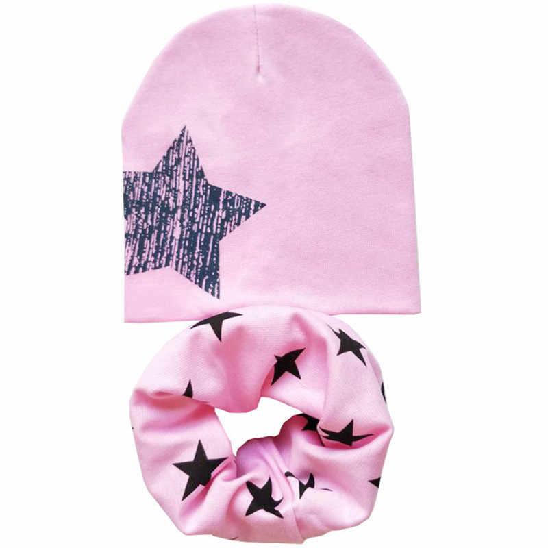 2019 ฤดูใบไม้ผลิใหม่ฤดูใบไม้ร่วงสาวฤดูหนาวหมวกโครเชต์เด็กหมวกเด็กหมวกเด็ก Beanies หมวกเด็กวัยหัดเดินหมวกเด็กผ้าพันคอผ้าพันคอ