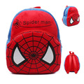 Kids Cartoon Backpack Superman / Batman / Captain America / Spider Man Backpack Small Cute School Bags For Boys Kindergarten A70
