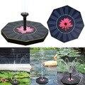 Восьмиугольник солнечный фонтан бассейн плавающий водяной насос ирригационная панель автоматический садовый набор для полива растений дл...