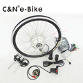 250w mini electric bike conversion kit / cute hub motor kit with PAS sensor