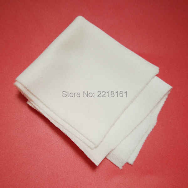 Kualitas tinggi wiper cleanroom untuk Epson DX4 DX5 DX7 Printhead Xaar 128 382 print head DX10 Non debu cleaner kain 150 pcs