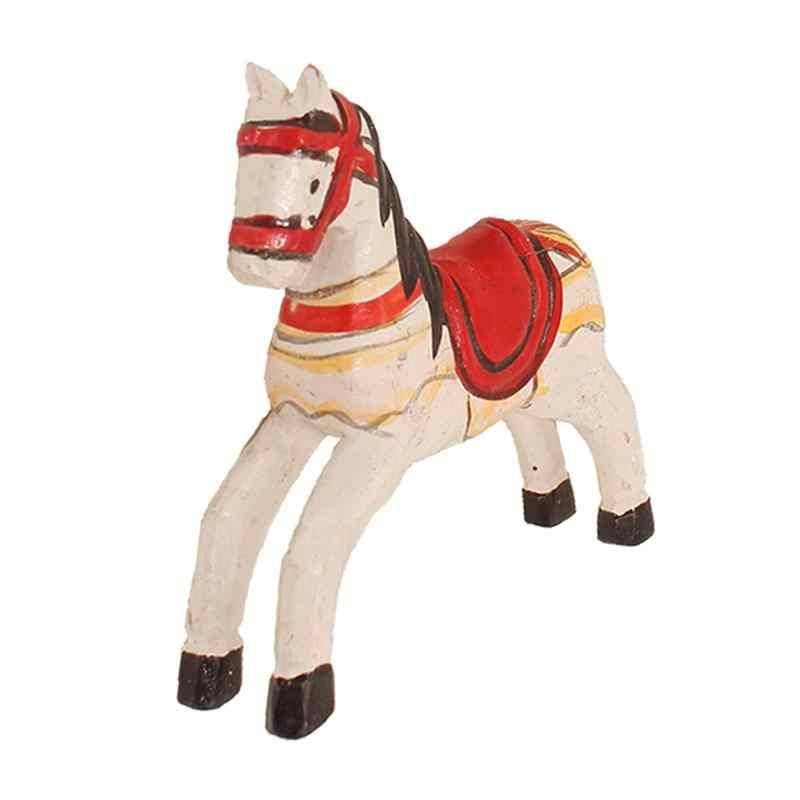 3d cavalo de madeira artesanato diy bebê crianças festa de aniversário decoração do carro interior exibir ornamentos suprimentos decoração para casa crianças brinquedo a3
