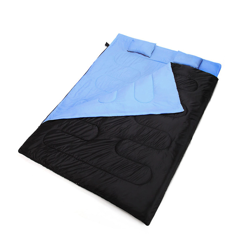 1PCS Ultralight Cotton Camping Sleeping Bag Camping Lovers Double Sleeping Bag Adults Compression Package Outdoor 190*152cm1PCS Ultralight Cotton Camping Sleeping Bag Camping Lovers Double Sleeping Bag Adults Compression Package Outdoor 190*152cm