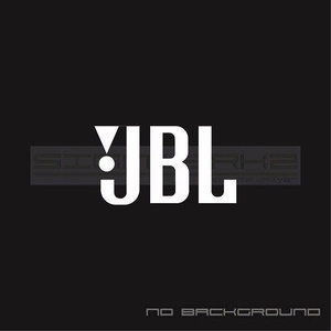For 2Pcs/Pair 2 - JBL Decals Stickers Car Audio emblems car window stickers Car Styling(China)