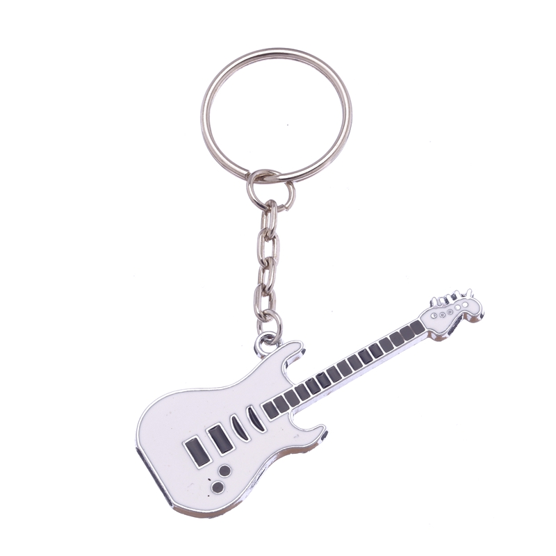 Wave Child Jewelry Electric Guitar Key Ring Guitarist Keyring Fender  Musician Gift Souvenir 2pcs S9295-in Key Chains from Jewelry   Accessories  on ... 4a18121bd