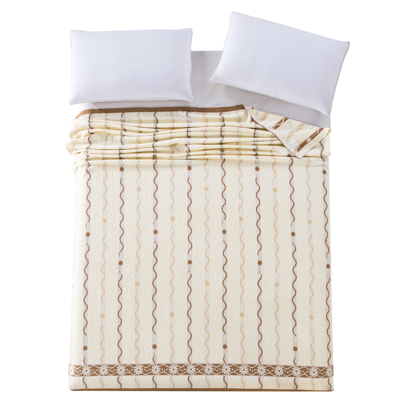 ФОТО Blanket 6 Colors High Quality Jacquard Striped Blanket Towel Thick Throw Blanket on the sofa / bed Super Soft & Warm
