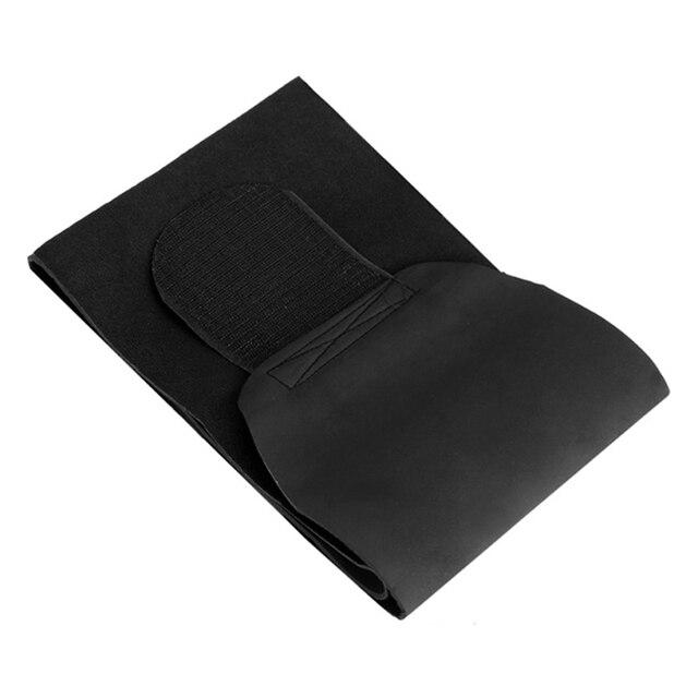 1Pcs Waist Trimmer Ab Belt, Weight Loss Waist Trainer- Best Abs accessories for Lower Back Support Stomach Back Lumbar Brace 5