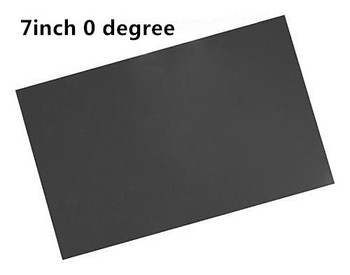 10 sheet 7inch LCD LED polarizer polarizing film for laptop notebook screen repair 0degree 10 1 laptop replacement lcd led screen for