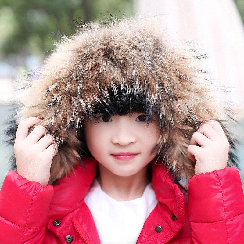 2016 yeni kızlar kız için ceket kış aşağı ceketler kalınlaşmak kapşonlu kürk yaka kalın çocuk kabanlar parka palto erkek mont