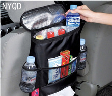 Car seat backpack bag Multifunctional food preservation storage bag car styling High quality free shipping