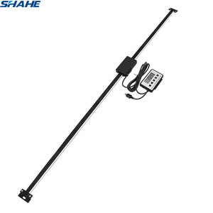 shahe new 1000 mm 0.01 mm Magnetic Remote Digital Readout digital linear scale External Display(China)