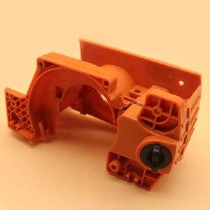 Image 2 - Skrzyni korbowej skrzynia korbowa dla Husqvarna 137 137e 142 142e zamiennik do piły łańcuchowej silnika części silnika