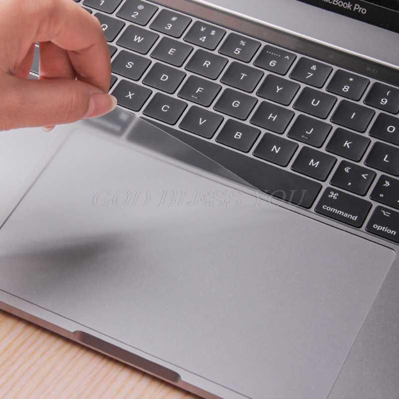 Baru Tinggi Jelas Touchpad Film Pelindung Stiker Pelindung untuk Apple untuk Macbook Air Pro 13/15 Hot