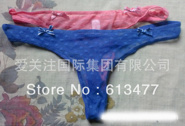 cheapest price! fashion lace women's sexy  panties ,underwear,lingerie,briefs,sexy panty,g string+(many color size)DZ0302-180pcs