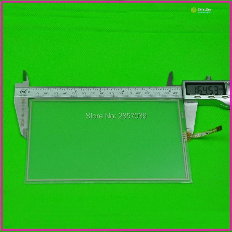 NEUE XWT659 7 zoll 4 lins Touchscreen Für GPS AUTO 165mm * 100mm - Tablet-Zubehör