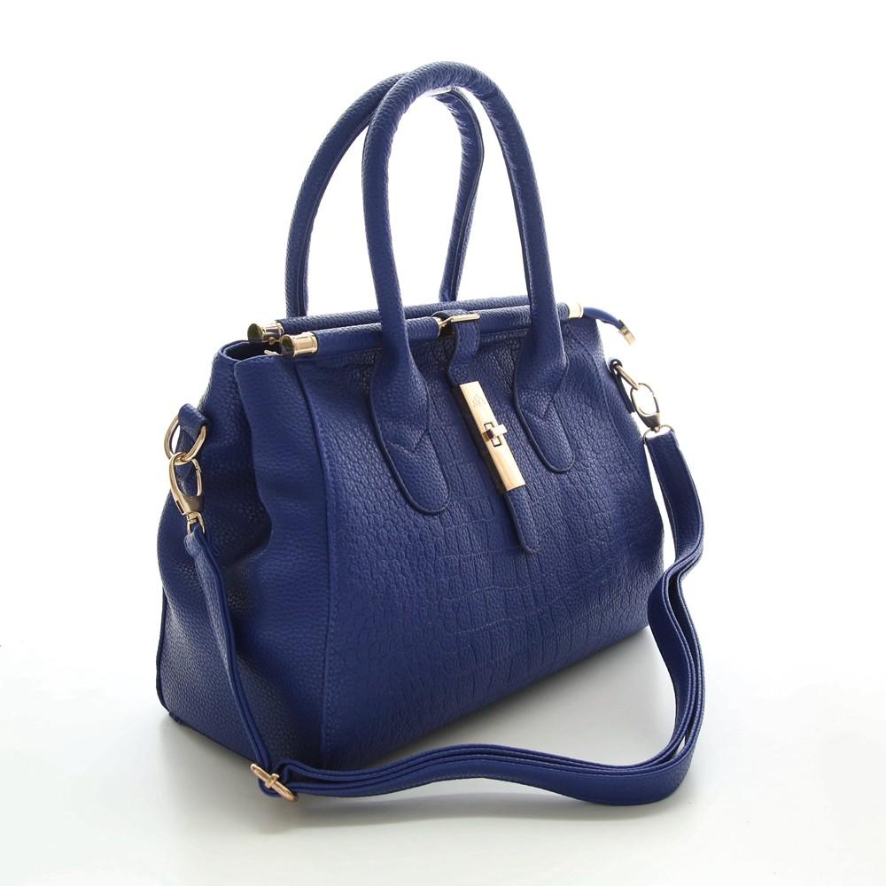 Alligator Women Bag Metal Lock Top-handle Bags Messenger Bags High Quality PU Leather Handbags Shoulder Bags Tote Herald Fashion (7)