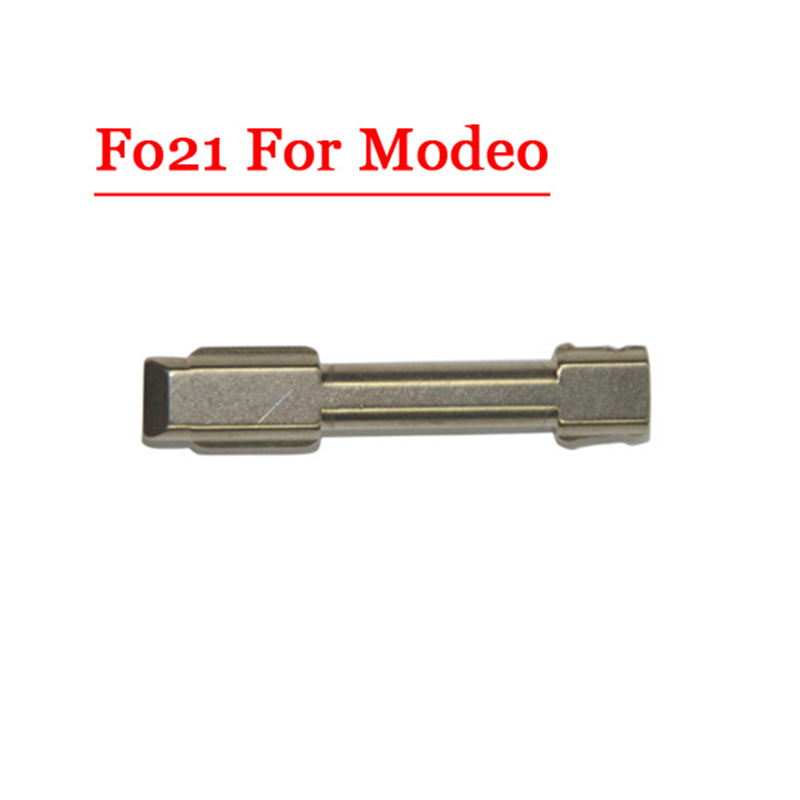 Free shipping (10 pcs/lot)Metal Blank Uncut Flip KD Remote Key Blade Type FO21 for Ford Modeo free shipping 10 pcs lot metal blank uncut flip kd remote key blade type 50 for hyundai tucson