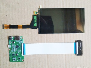 5.5inch 1440*2560 2K LCD KIT For Light curing -3D printer MIPI TO HDMI LCD display Kit LS055R1SX04 For 3D Print