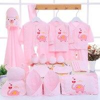 Emotion Moms Newborn Baby Set 0 3M Infant Clothing Suit Cotton Newborn Baby Boy Girl Clothes